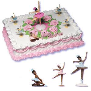 Ballerina Cake Decorating Instructions African American