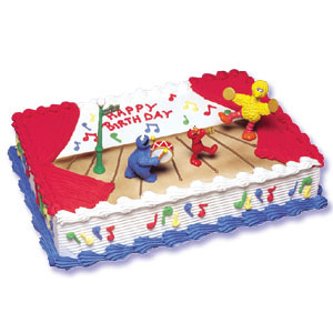 Elmo Cake Decorating Instructions : Sesame Street Music Cake Decorating Instructions