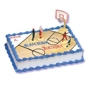 Amazing Basketball Boys Cake Decorating Instructions Funny Birthday Cards Online Kookostrdamsfinfo