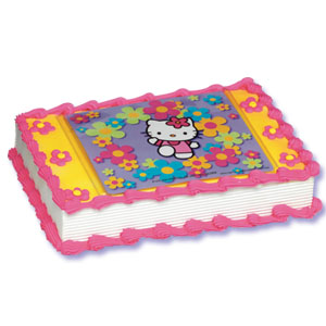 Hello Kitty Xtreme Cake Decorating Instructions