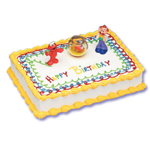 Elmo Cake Decorating Instructions : Elmo s World Cake Decorating Instructions