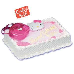 Decor Cake Hello Kitty : Hello Kitty Cake Decorating Instructions