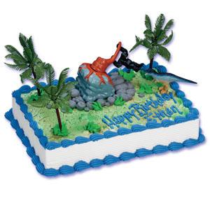 King Kong Cake Decorating Instructions