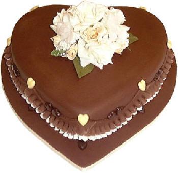 Heart Shaped Chocolate Cake Decorating Ideas : Heart Cakes - heart shaped cake decorating ideas