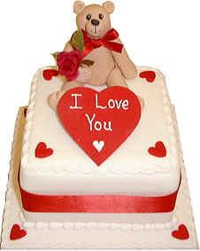 Valentines Cake Decorating Valentines Recipes