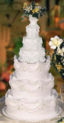 Learn How To Make You Own Wedding Cakes